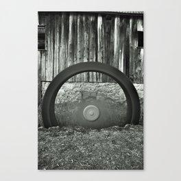 Waterwheel Canvas Print