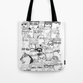 PeopleI Tote Bag