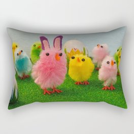 Hoppy Easter! Rectangular Pillow