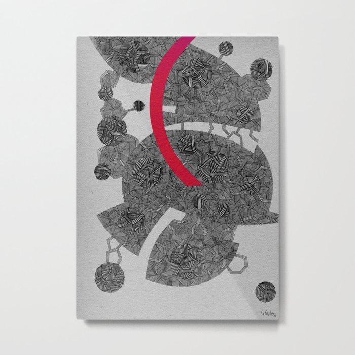- cosmos_12 - Metal Print