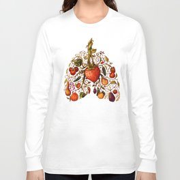 To Live Naturally Long Sleeve T-shirt
