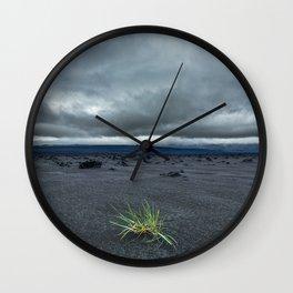 Sole Survivor Wall Clock
