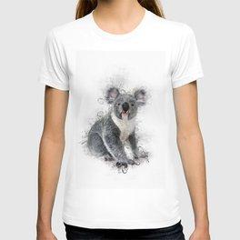 Koala Bear Art T-shirt