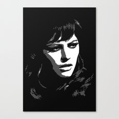 CLAUDIA Canvas Print