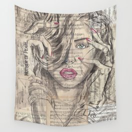 Pearl Wall Tapestry
