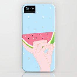 Summer Melon Dream iPhone Case