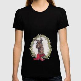 No Drama Holiday Llama T-shirt