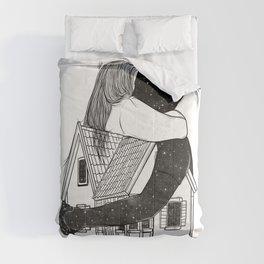 Love like home. Comforters