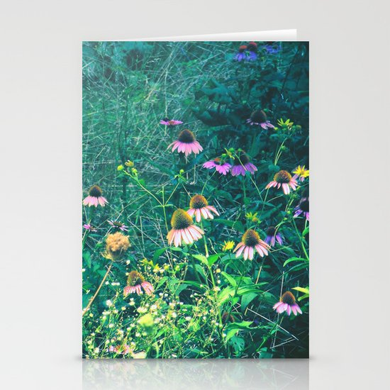 Flowers of the Field Stationery Cards