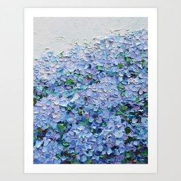 Nantucket Blues Art Print