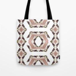 Fruit Diamonds Photographic Pattern #1 Tote Bag