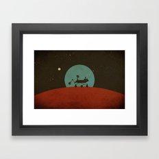 Curiosity Framed Art Print