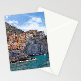 Colorful Italy Stationery Cards