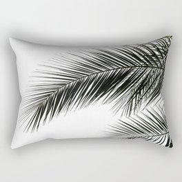 Palm Leaves Rectangular Pillow