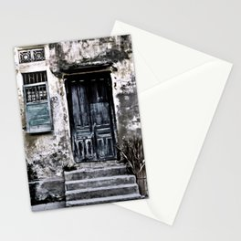 Vietnamese Facade Stationery Cards