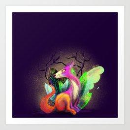λóγος. Art Print