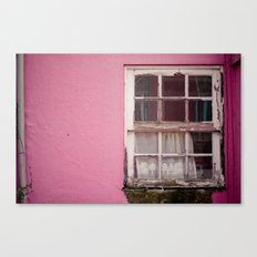 My lonely window Canvas Print