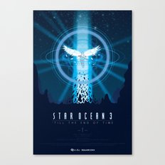 Star Ocean - 'Till the End of Time Canvas Print