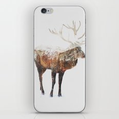 Arctic Deer iPhone & iPod Skin