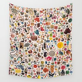 INDEX Wall Tapestry