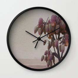 Kalanchoe Daigremontiana #1 - 2015 Wall Clock