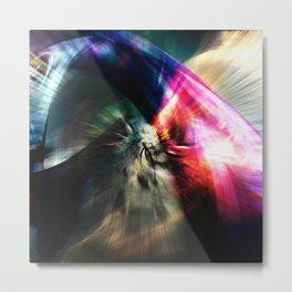 Journey Through Space Metal Print