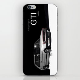 Golf GTI mk1 iPhone Skin