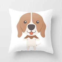 Serbian Hound Gift Idea Throw Pillow