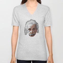 Albert Einstein - E=mc² Unisex V-Neck