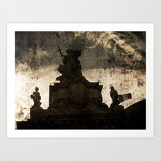 Victoire Art Print