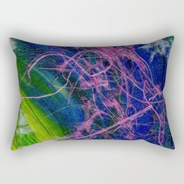 Macro Destiny Rectangular Pillow