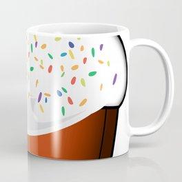 Lovely Cartoon Cupcake Coffee Mug