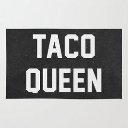 Taco Queen Rug