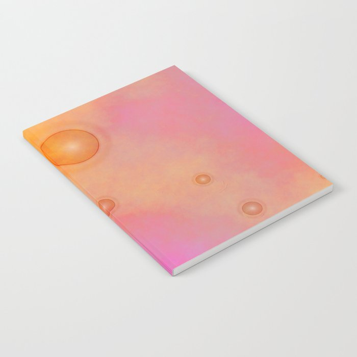 Bubbles 1 Notebook