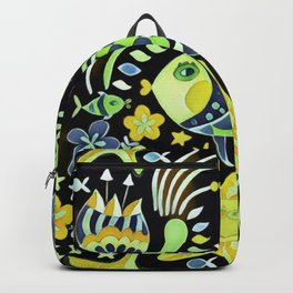 Under the Deep Blue Sea Backpack