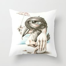 170114 Throw Pillow