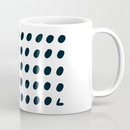 Cool Black and White Coffee Mug