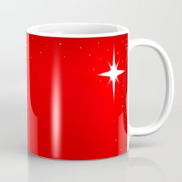 Red Christmas Coffee Mug