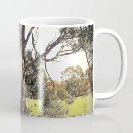Under the shade of a Coolabah Tree Coffee Mug