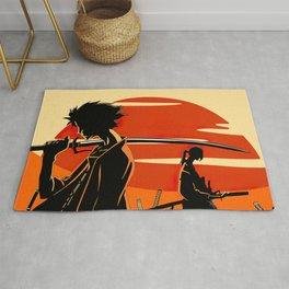 Samurai Champloo Rug