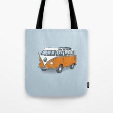 VW Campervan Tote Bag