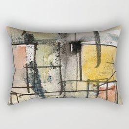 Ciudad deshabitada  Rectangular Pillow