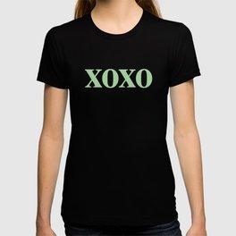 Mint XOXO T-shirt