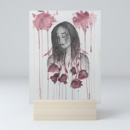 The Sharpest Rose Mini Art Print