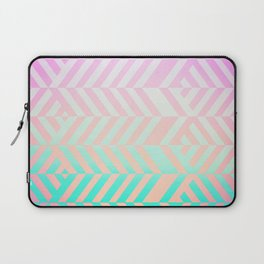 Chevron pattern Laptop Sleeve