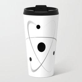 Atomic Mass Structure Travel Mug