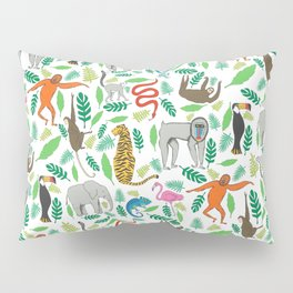 Jungle Pillow Sham