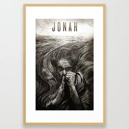 JONAH Framed Art Print