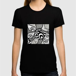 Rifts in the space time continuum  T-shirt
