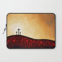 Forgiven - Christian Art By Sharon Cummings Laptop Sleeve